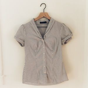 Limited button up blouse
